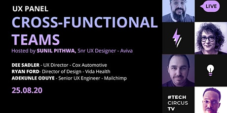 UX Panel: Cross-Functional Teams tickets