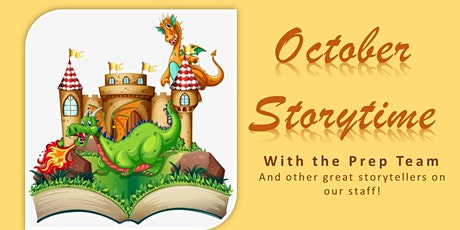 CHSS Outdoor Story Time tickets