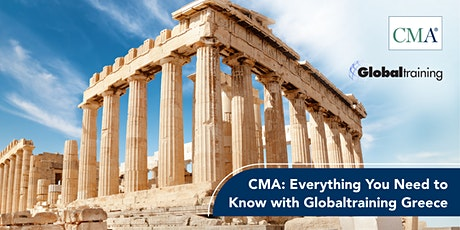 CMA: Everything You Need to Know with Globaltraining Greece tickets