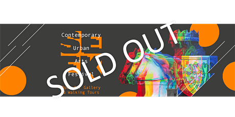 Seek Urban Arts Festival Walking Tour 2020 tickets