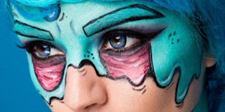 """Maskenkurs Bühnen & Theater Make-up """"Big Stage"""" Tickets"""