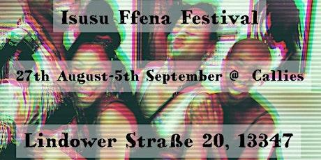 Isusu Ffena Festival 2020: Market Day Tickets
