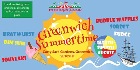 Greenwich Summertime Market tickets
