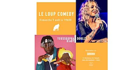 LE LOUP COMEDY (DIMANCHE 19H00) billets