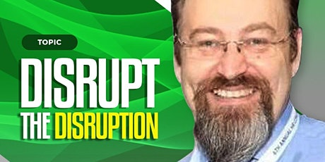 Disrupt the Disruption tickets