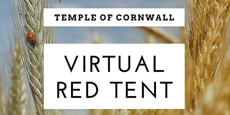 Temple of Cornwall Red Tent - Harvest Moon Gathering tickets