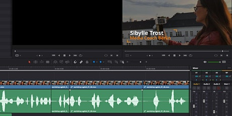Online Kurs: Schneiden mit DaVinci Resolve 16 - Audio, Farbe, Export tickets