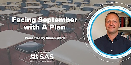Facing September with A Plan Session 2 - Presented by Simon Ward tickets