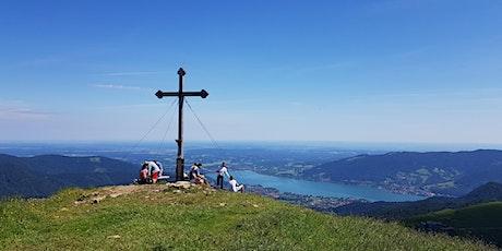 """""""Walk & Connect"""" auf den Hirschberg (1.670 m) Tickets"""