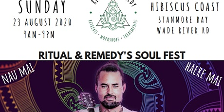 Ritual & Remedy's - Sunday Soul Festival - 23 AUG. 2020 tickets