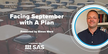 Facing September with A Plan Session 3 - Presented by Simon Ward tickets