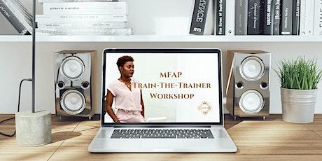 Virtual March Forward Acclimation Program(MFAP) Train-The-Trainer Workshop tickets