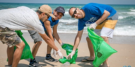 Haifa: Tar cleaning at the beach – נקיון זפת בחוף tickets