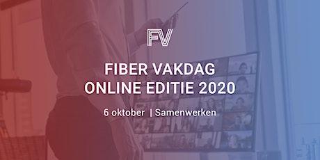 Fiber Vakdag Online Editie 6 oktober 2020 tickets