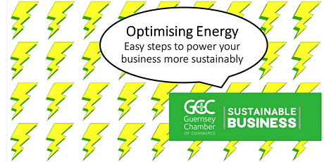 Optimising Energy: Easy steps to power your business.... tickets