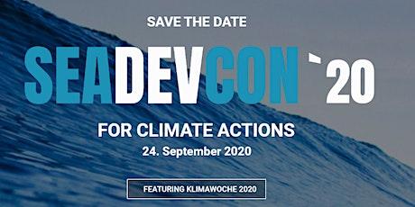 SEADEVCON 2020 - Conference & Maritime Award Tickets