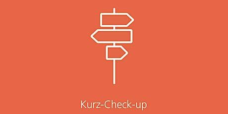 Kurz-Check-up Online Marketing Tickets
