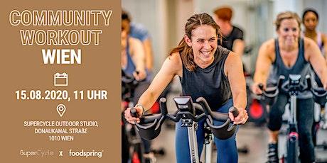 Community Ride Wien tickets