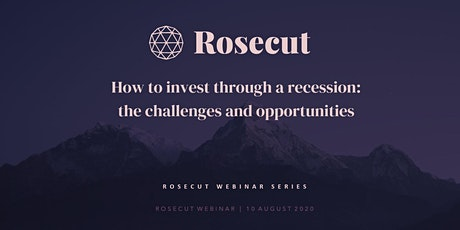 How to invest through a recession: the challenges and opportunities tickets