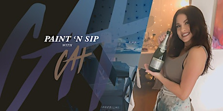 Paint 'n Sip with Cat - Kid's Class tickets