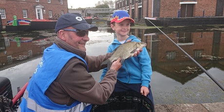 Free Let's Fish! - Chester - Learn to Fish session tickets