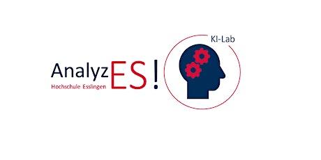 2. Inspiration Vortrag AnalyzES! Tickets