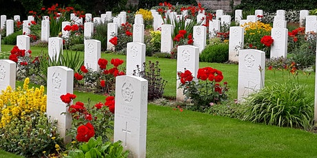 Commonwealth War Graves Walk and Talk 11:00 tickets
