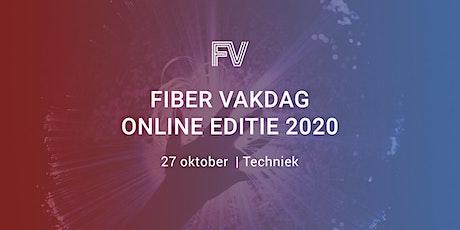 Fiber Vakdag Online Editie 27 oktober 2020 tickets