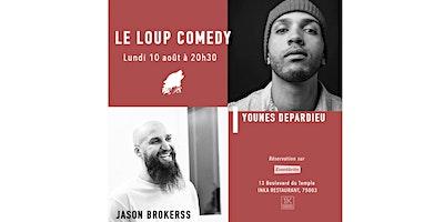 LE LOUP COMEDY  (LUNDI 20H30)