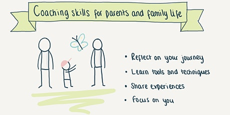 Coaching skills for parents & family life course tickets
