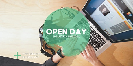 Open Day | Music Business tickets