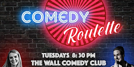Comedy Roulette #16 - English Open Mic tickets