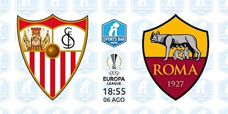 Sevilla vs Roma | Europa League Madrid entradas