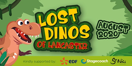 Lost Dinos of Lancaster - Meet & Greet tickets