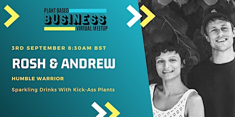 The Plant Based Business Virtual Meetup tickets