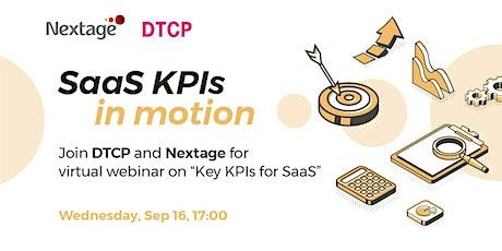 SaaS KPI In Motion tickets