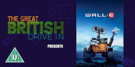 Wall-E (Doors Open at 13:30) tickets