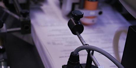 vdmno | Medientechnologe Druckverarbeitung: Klebebinder III Tickets