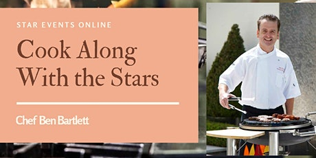 Cook Along With The Stars tickets