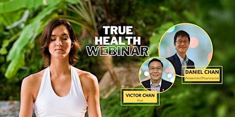 True HEALTH Webinar tickets