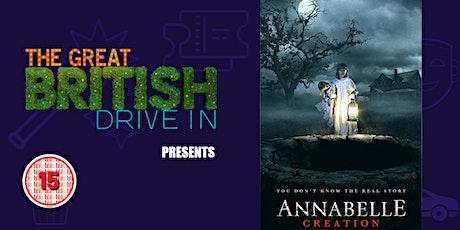 Annabelle: Creation (Doors Open at 21:15) tickets