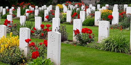 Commonwealth War Graves Walk and Talk 13:00 tickets