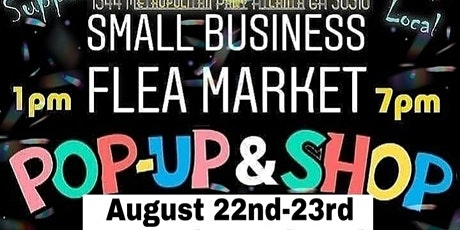 Small Business Monthly Pop Up Shop tickets