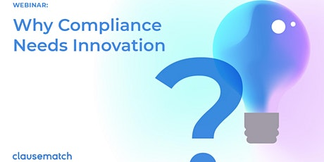 Why Compliance needs Innovation tickets