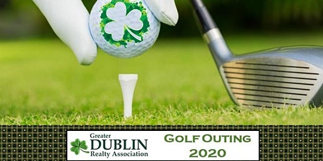 Greater Dublin Area Realty Association Golf Outing 2020 tickets