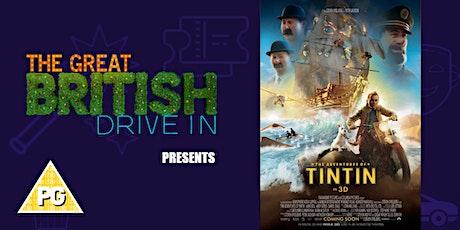 Adventures of Tin Tin: Secret of the Unicorn (Doors Open at 14:30) tickets