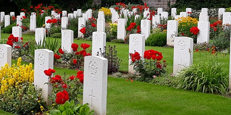Commonwealth War Graves Walk and Talk 15:00 tickets