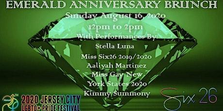 JC Pride Emerald Anniversary Brunch tickets