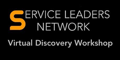 SLN Virtual Discovery Workshop tickets