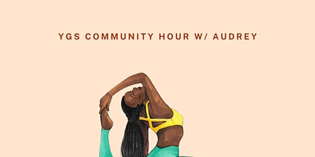YGS Community Hour: Twerk Yoga tickets